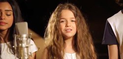 Kids United - Laissez-nous Chanter (Acoustique - Officiel)