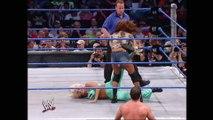 Dawn Marie & Nidia With Jamie Noble vs Torrie Wilson & Sable SmackDown 05.01.2003 (HD)