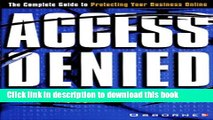 PDF Download] Access Denied: The Complete Guide to