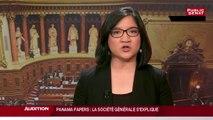 Panama papers : Les explications de la Société Générale - Les matins du Sénat (21/07/2016)