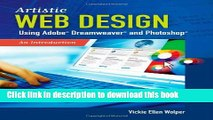 Read Artistic Web Design Using Adobe Dreamweaver and Photoshop: An Introduction  Ebook Free