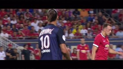 Zlatan Ibrahimovic vs Manchester United (29-07-2015) HD 720p By OG2ROD