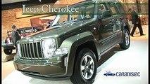 Francfort 2007 : Jeep Cherokee