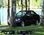 Honda Legend :  service compris