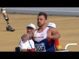 Men's shot put F42   final   2016 IPC Athletics European Championships Grosseto