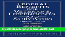 Download Federal Benefits for Veterans, Dependents, and Survivors: Updated Edition  Ebook Online
