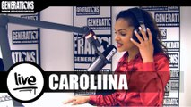 Caroliina - Caipirinha (Live des studios de Generations)