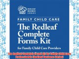 READ book The Redleaf Complete Forms Kit for Family Child Care Professionals (Redleaf Business