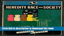 Read Heredity, Race and Society  PDF Free