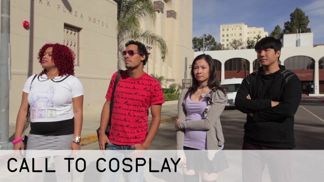 CALL TO COSPLAY - Cosplay Throwback to Old Hollywood