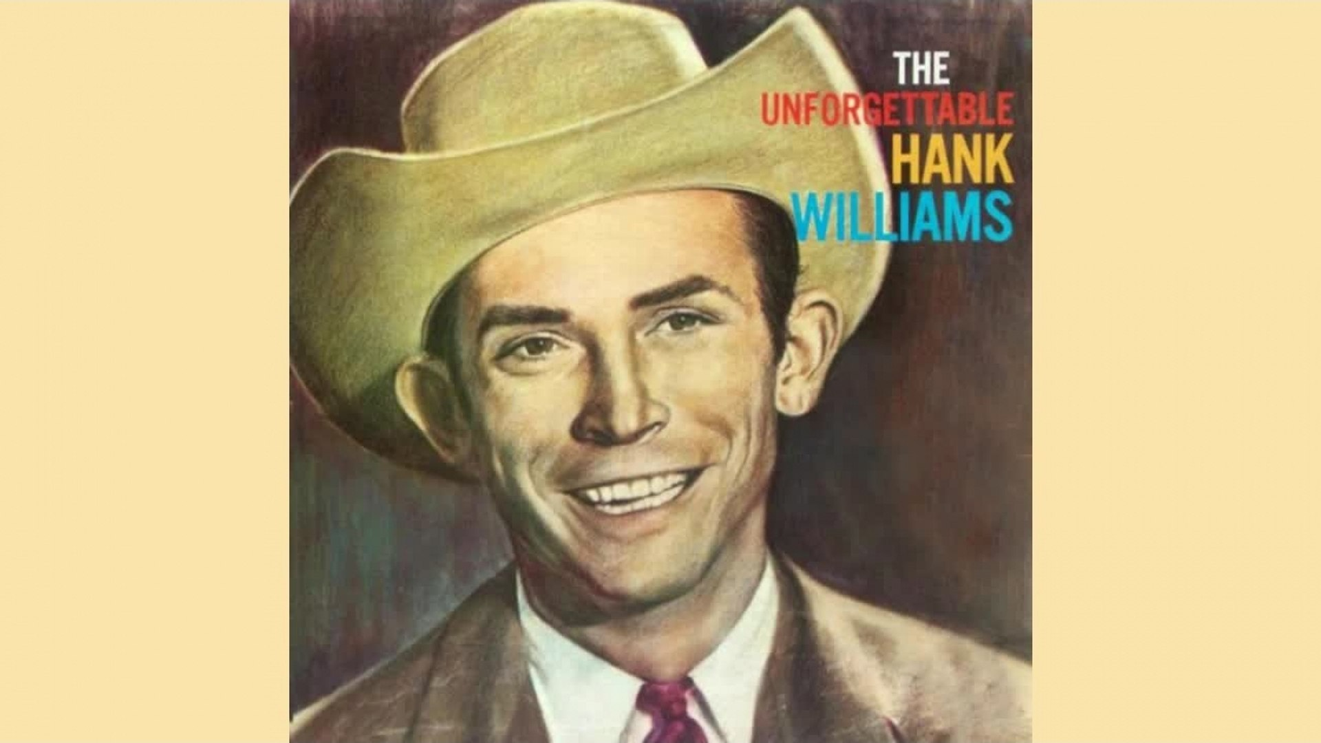 Hank Williams - Blue Love
