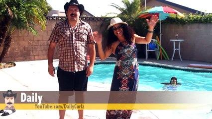 Tiburcio Learns How To Dance Merengue - #TiburcioAdventures