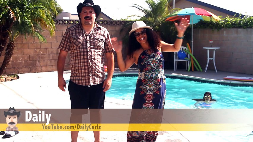 Tiburcio Learns How To Dance Merengue - #TiburcioAdventures