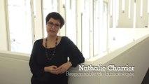 Les acteurs du musée-laboratoire: Nathalie Charrier-Arrighi, conservatrice des bibliothèques