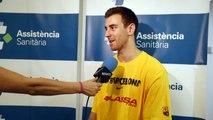 FCB Basket: Víctor Claver, nuevo jugador del FC Barcelona Lassa