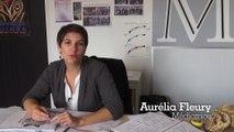 Les acteurs du musée-laboratoire: Aurélia Fleury, chargée de l'accessibilité