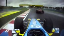 F1 Classic Onboard- Alonso hunts down Schumacher in Hungary