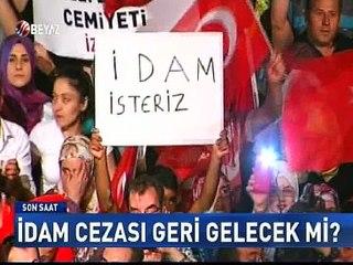 Murat Erçin'le Son Saat 19 Temmuz 2016