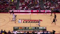 Denver Nuggets  Axels experience shined   iii NBASummer Nuggets