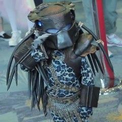 Aqui está o cosplay mais fofo!