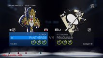 NHL 16 - Shootout - Commentary - #1 - ('Florida Panthers')