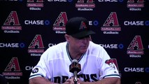 TOR@ARI - Hale discusses the 5-1 loss to the Blue Jays