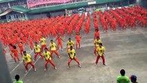 Cebu Inmates Dances Trumpets by Sak Noel | Dancing Inmates | Trumpets Challenge