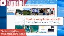 Tuto : enregistrer des photos dans un iPhone sans iTunes avec iTools