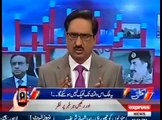 Javed Chohdry badly criticizes the chief justice of Sindh high court and says that he is accepting his own negligence