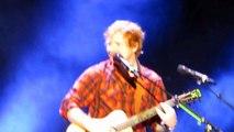 Ed Sheeran and Chris Martin - Yellow - Gillette Stadium 9/25/15