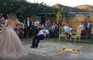 Bride Puts A Spell On Her Magician Groom During First Dance!