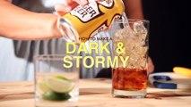 Gosling's Dark and Stormy Drink Recipe