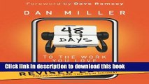 Read Books 48 Days to the Work You Love: Preparing for the New Normal ebook textbooks