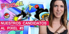 El Píxel: Especial Candidatos #3 Paula Croft