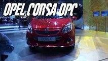 Genève 2007 : Opel Corsa OPC,  la plus puissante des Corsa