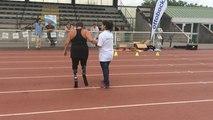 Jeudi 21 juillet - Premiers pas en course à pied handisport