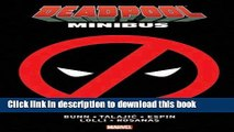 Read Deadpool Minibus (New Printing)  Ebook Free
