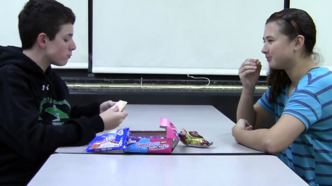 Middle School PSA – Healthy Eating (1)
