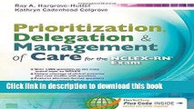 Download Prioritization, Delegation, and Management of Care for the NCLEX-RN(tm) Exam Ebook PDF