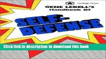 Download Gene LeBell s Handbook of Self-Defense (Heritage Series) PDF Free