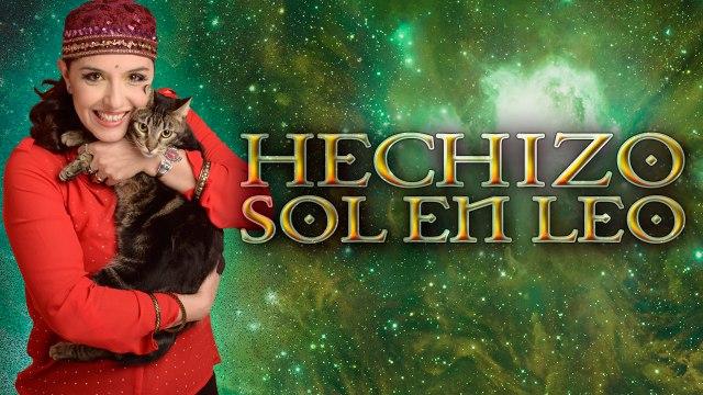 Hechizo Sol en Leo por Jimena La Torre