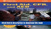 Download First Aid, CPR, And AED, Standard (Emergency Care and Safety Institute) Ebook Free