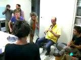 Concert en cuisine de Lombric