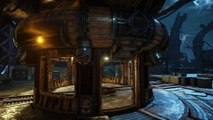 Gears of War 4 Forge Multiplayer Map Flythrough