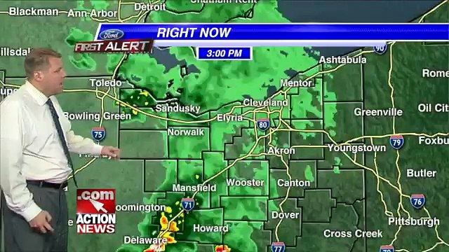 WOIO 19 Action News @ 4pm