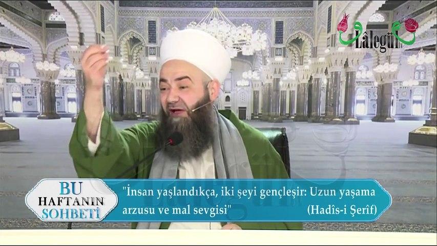 Cübbeli Ahmet Hoca - Ebubekir Sifil Hocaefendi Uydurma Hadis Anlatıyorum Diyor 26.03.15