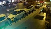 Deux chars de combat foncent sur un homme pendant la tentative de coup d'Etat en Turquie !!