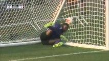Goleiro camaronês faz gol contra bizarro nos EUA