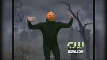 Dancing Pumpkin - KeSha - TiK ToK (instrumental)