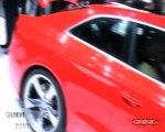 Audi RS5 au salon de Geneve